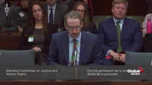 Gerald Butts: Cabinet shuffle had nothing to do with SNC-Lavalin