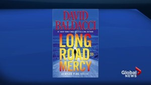 Author David Baldacci's talks his first female protagonist