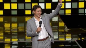 Justin Trudeau helps open up 2017 Invictus Games in Toronto (04:59)