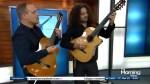 Johannes Linstead performs 'Azul'