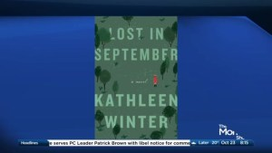 Author Kathleen Winter talks about her critically acclaimed book Lost in September