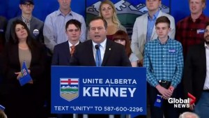 Jason Kenney pays tribute to Ralph Klein
