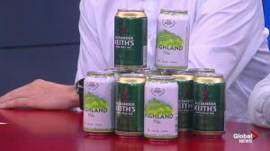 Local brewery talks NSLC Adopt A Stream campaign