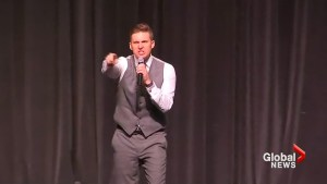 Protesters denounce white nationalist Richard Spencer's speech at Florida university