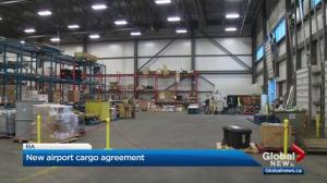 EIA cargo agreement means more trade with Asia