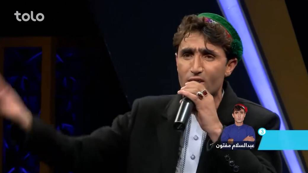 Justin Trudeau doppelganger spotted on popular Afghan singing TV show