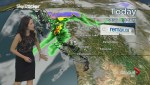 BC Evening Weather Forecast: Oct 11