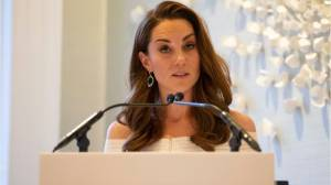 Kate Middleton discusses why early intervention in mental health, addiction issues are important