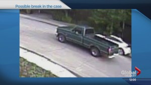 Amber Alert: Police release photos of truck