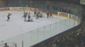 Chiefs win in OT forces game 7 against Vees