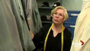 'It's been a dream job!': Woman wraps up 28 years of creating old-fashioned costumes at Calgary's Heritage Park