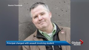 Toronto elementary school principal charged with assault