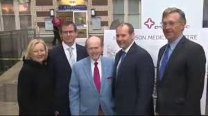 B.C. billionaire makes massive donation to Vancouver hospital (01:30)