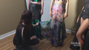 Up-and-coming Moncton fashion designer is heading to the London stage