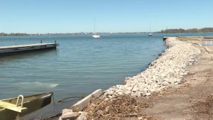 Clean-up continues on Wolfe Island