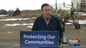 United Conservative Party announces rural crime strategy