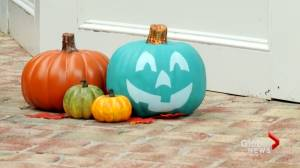 Teal Pumpkin Project offers safe Halloween for children with allergies