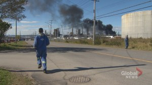 Explosion at Saint John refinery raise questions over how information was shared with public