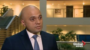 British Home Secretary asks public to 'keep an open mind' about London car incident