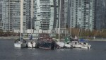 Concerns raised over flotilla of boats planning to anchor in Vancouver's False Creek this winter