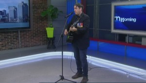 Veteran turned Musician plays benefit show