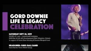 Global News Morning looks at some of the silent auction items available at the Gord Downie Celebration of Life benefit concert