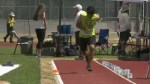 Track and field events underway at B.C. Summer Games