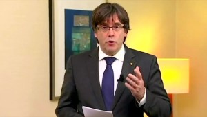 Sacked Catalonia leader turns self in to Belgian police