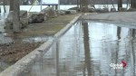 Water levels rise in Laval
