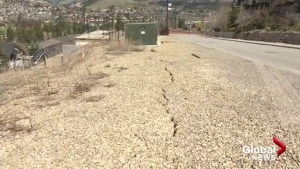 Slope in Kelowna's Black Mountain neighbourhood a threat to property, lives: City