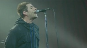 Liam Gallagher performs in Manchester in honour of bombing victims
