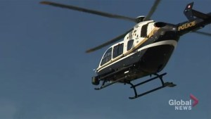 New OPP helicopter camera will help nab unlawful drivers