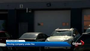 Toronto auto moving company under fire