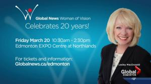 Woman of Vision: 20 years