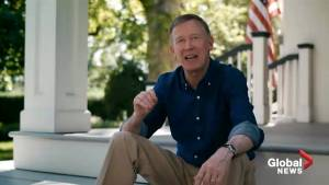 John Hickenlooper ends bid for White House