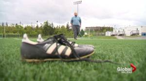 Connecting Canadian youth to Kenya through used cleats