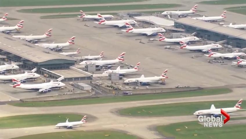 British Airways cancels flights from Heathrow, Gatwick airports ...