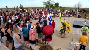 Celebrating Indigenous People's Day at Wanuskewin Heritage Park