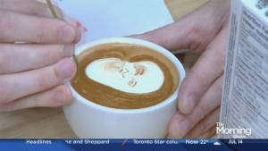Michael Breach on Coffee Art
