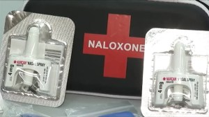 Naloxone kits and how to use them