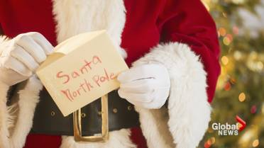 Canada Post Says Santa Won T Write Individual Letters To School Kids