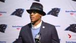 Cam Newton responds to anthem protests: 'I just want everyone to come together'