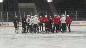 Belleville Senators AHL home opener
