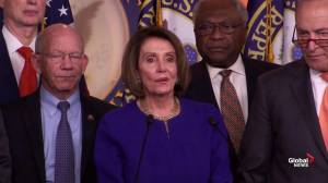 Pelosi says she prays for Trump after accusing him of cover-up