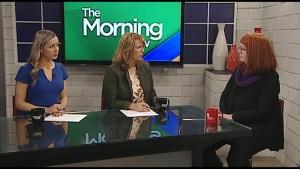 Lynn Zimmer talks Women Abuse Prevention Month