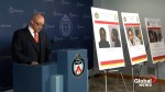 Toronto police identify three suspects wanted in connection to fatal shooting of 26-year-old man