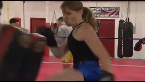 33 year old mom stepping in the ring for first time