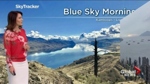 B.C. evening weather forecast: April 16