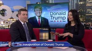 Trump Inauguration: Impact on Canadian investments during the first 100 days