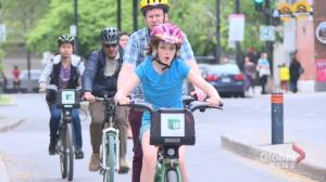 Frustrations grow over Montreal bike paths